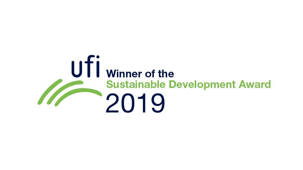 HML's Think Before Plastic initiative wins UFI Sustainable Development Award 2019