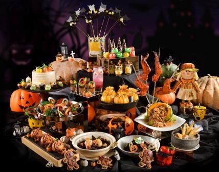 薈景呈獻 ─ 萬聖同Fun自助晚餐 穿著萬聖節服飾 可享高達75折優惠