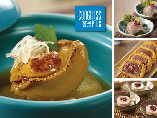 25% off  & free drinks for dinner buffet@Congress Plus