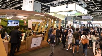 2018年Vinexpo香港酒展