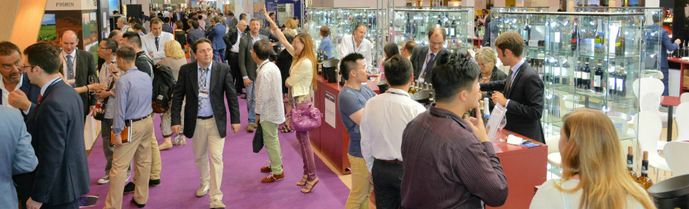 Photo of Vinexpo Asia-Pacific 2014