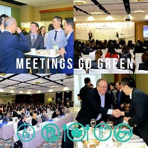 Meetings Go Green