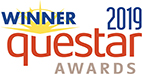 2019 Questar Awards logo