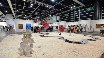 巴塞爾藝術展香港展會