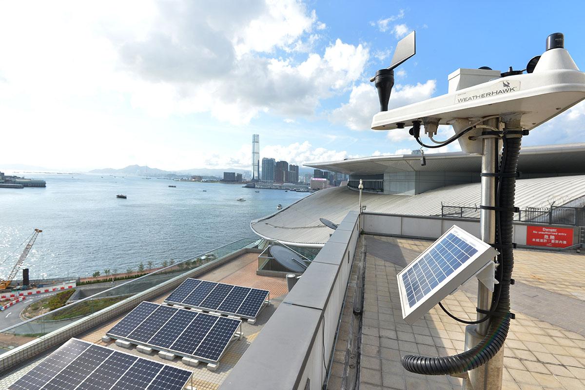 會展管理公司太陽能板